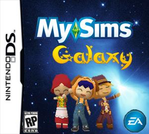 MySims Galaxy DS