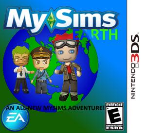 MySims Earth 3DS