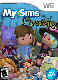 MySims Mystery Boxart