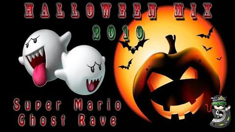 Halloween Mix 2010 - Super Mario Ghost Rave Medley