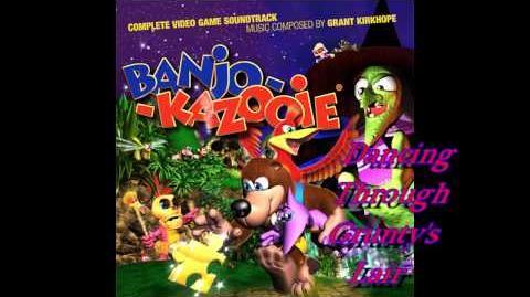 Banjo Kazooie Medley - Dancing Through Grunty's Lair