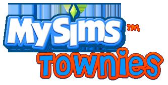 MySims Townies Logo