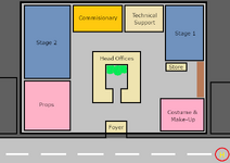 Studio Island Map