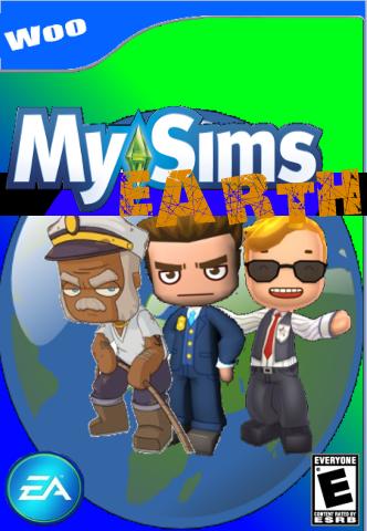 MySims World Woo