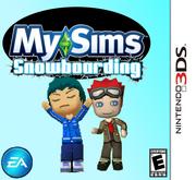 MySimsSnowboarding3DS