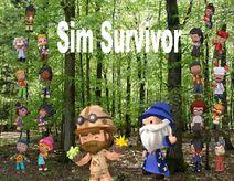Sim Survivor Background