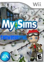 MySimsSnowboardingWii