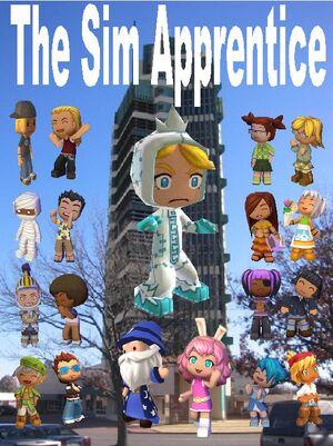 The Sim Apprentice Poster