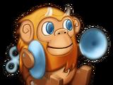 Clockwork Monkey