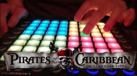 He's a Pirate - Pirates of the Caribbean Theme (Launchpad Cover)-0