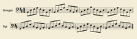 Sheetmusic Bowgart Gold1