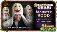 Featured Gear Monster Hood News