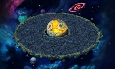 Space Island (Expanded)