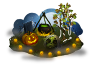 Plant Island Spooktacle