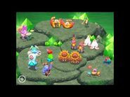 Cave Island with 12 monsters