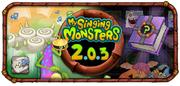Version 2.0.3 artwork