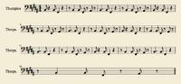 Sheetmusic Thumpies Cold1