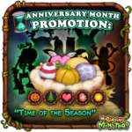 Seasonal Monsters Sale News