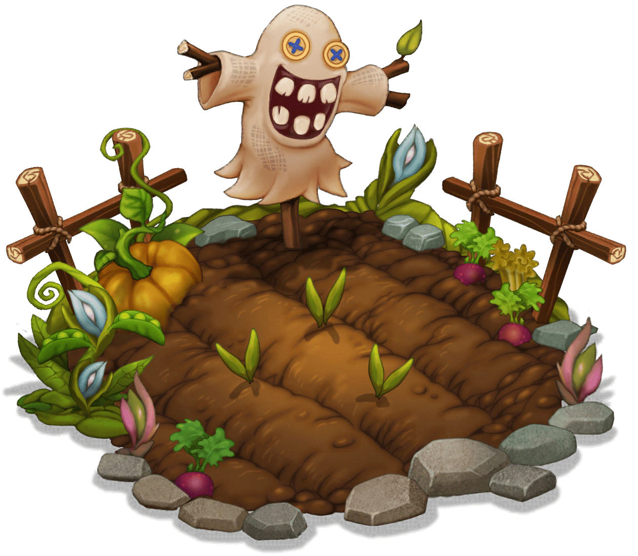 Garden Patch | My Singing Monsters Wiki | FANDOM powered by Wikia