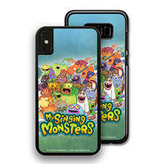 FanWraps My Singing Monsters Collage Version Three Phone Case