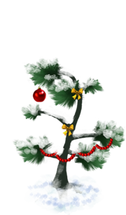 Small Yay Tree