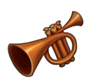 Copper Trumpet