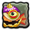 Monster portrait square ac 2