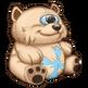 Crafting Item Polar Teddybear