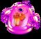 Purple Prismatic Spunge