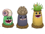 Monster Elements