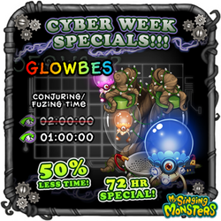 Glowbe daily deal