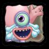 Monster portrait square gm 2