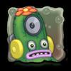 Monster portrait square abde 11