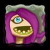 Monster portrait square gj 2