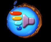 Volume control Button DoF