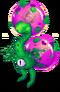 Green Prismatic Dandidoo