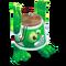 Green Prismatic Noggin