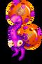 Purple Prismatic Dandidoo