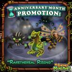Rarethereal Rising News