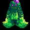 Green Prismatic Mammott