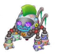 Rare Reebro Spooktacle 2018