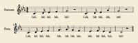 Sheetmusic Furcorn Earth1