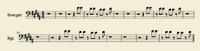 Sheetmusic Bowgart Cold2
