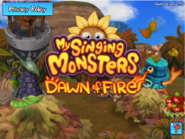Loading Screen Dawn of Fire 1.17.0
