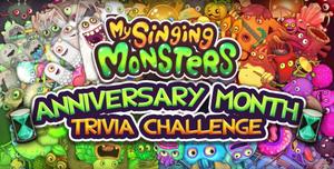 Anniversary month challenge 2016