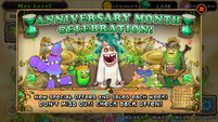 Anniversary news blurb