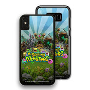 FanWraps My Singing Monsters Collage Version Two Phone Case