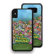 FanWraps My Singing Monsters Collage Phone Case