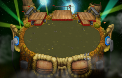 Shugabush Island (No Obstacles)