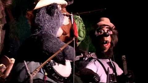 Country Bear Jamboree Vacation Hoedown - Full Show